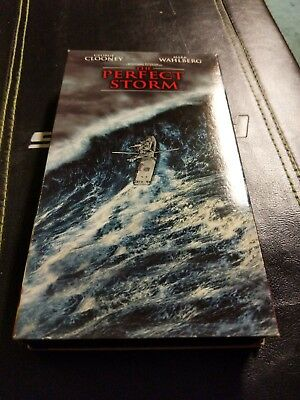 The Perfect Storm (VHS, 2000)
