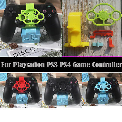 DIY PS4 Racing Gaming Mini Steering Wheel for Playsation PS3 PS4 Game Controller