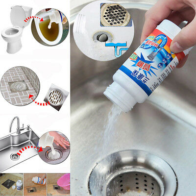 Kitchen Sewer Pipes Deodorant Strong Pipeline Dredge Agent Toilet Cleaning Tool