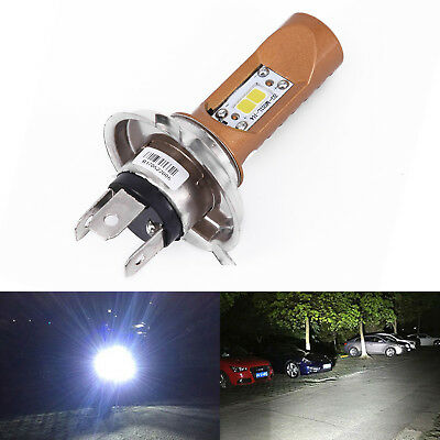 ATV Headlight Headlamp 12W Lights Lightweight Bulbs 6-80V White for Motorcycle