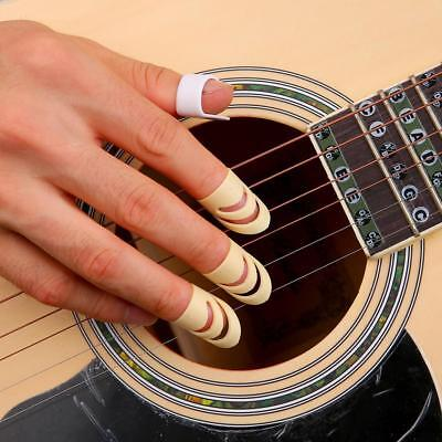 3 Finger Nail Acoustic Electric Classical Guitar Fingertip Picks Protectors Set