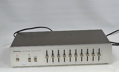 Technics SH-8010 Stereo Frequency EQ/Equalizer