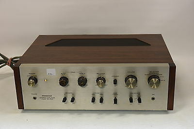 Pioneer SA-600 Vintage Stereo Amplifier - SERVICED