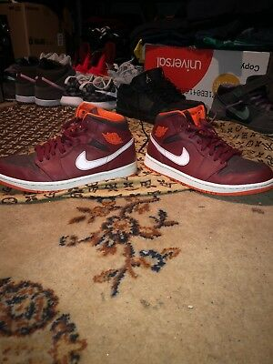 ... NIKE SB DUNK High Pro Brown Pink Mens Shoes Size 11.5 Pigs Fly . c37302b68e