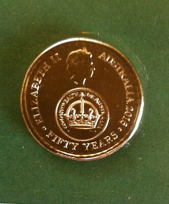 AUSTRALIA 2016 - $2 CHANGE OVER - Uncirculated - coin (removed from mint bag)