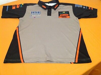 Shirt- Finke Desert Race 2012-SIGNED TOBY PRICE-KTM-Size M-Motorcycle Racing