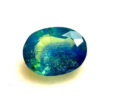 Natural Gorgeous Bi-Color Madagascar Sapphire 1.75 Ct Loose GemStone (CERTIFIED)