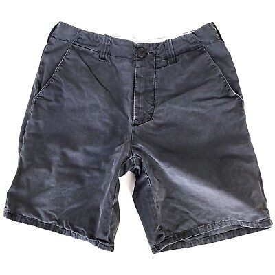Helmut Lang Vintage Shorts Black Size 44 Made in Italy 12/1998
