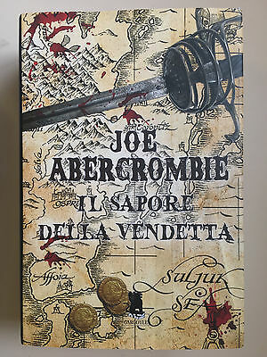 Red country di Joe Abercrombie Ed. Gargoyle 2015