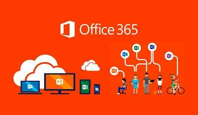 MICROSOFT OFFICE 365 PRO PLUS Licenza a vita 5 dispositivi 5TB Onedrive ITA