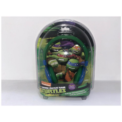 Cuffie Teenage Ninja Turtles