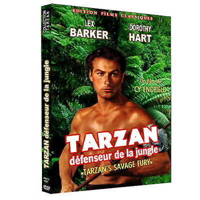 TARZAN défenseur de la Jungle (Lex Barker)