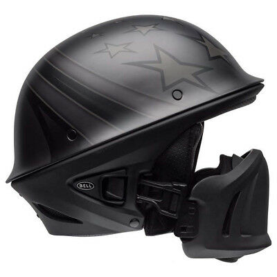 BELL ROGUE -  Casco Honor mate titanio / negro | harley davidson
