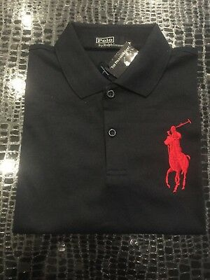 POLO-RALPH LAUREN TAILLE M 100% Neuf Big Pony Homme Custom Fit - EUR ... 342a660f3e2