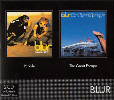 Blur – Parklife / The Great Escape - LIMITED Edition 2 x CD Box Set - SEALED!