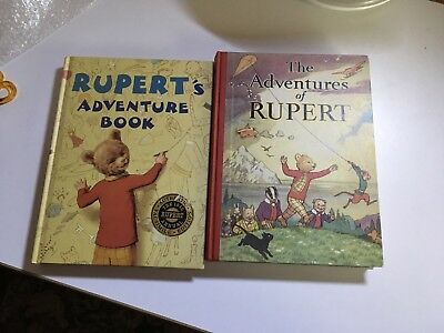 Replica Rupert Annuals Immaculate Condition. See Photos