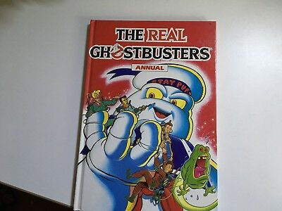 Ghostbusters Annual Very Good Unread Condition