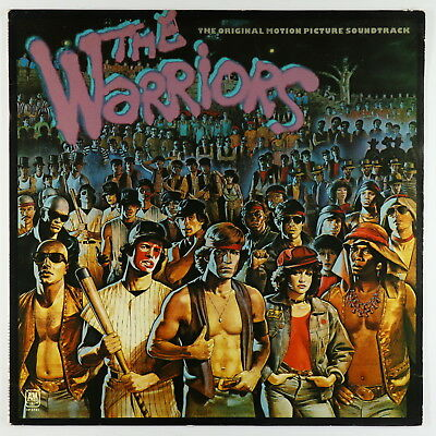 V/A - The Warriors OST LP - A&M
