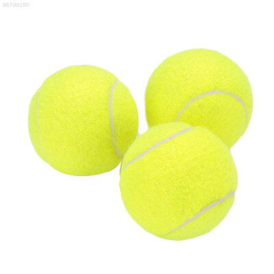 9443 Court Tennis Ball Durable Elasticity Training Learning Sports Exercise