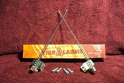 VTG NOS 40s 50s 60s VIBR ALARM CURB FEELERS  FENDER GUIDE MARKERS AUTO ACCESSORY