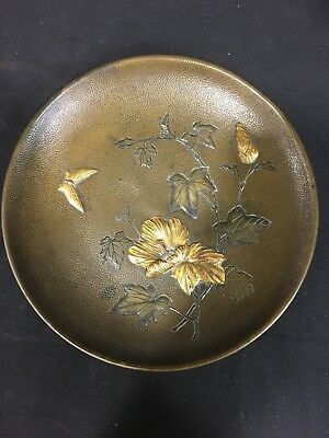 Japanese Mixed Metal Plate