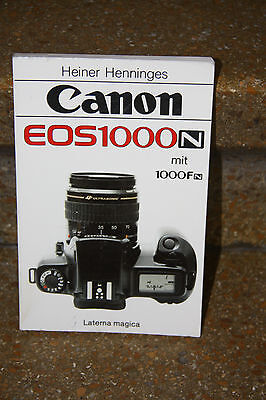 Canon EOS 1000N mit 1000FN