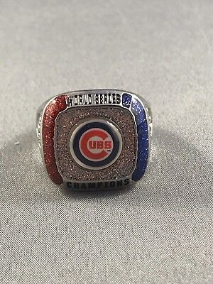 2018  Chicago Cubs Coors Light World Series MLB Ring