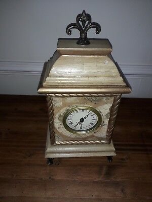 Antique style Bracket clock.