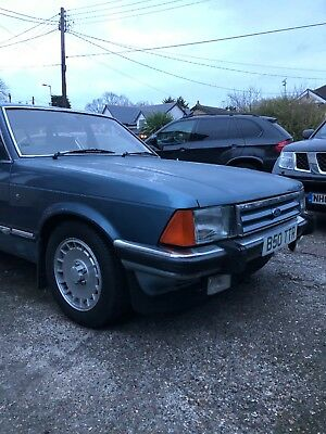 Ford Granada estate mk2 2.8 Ghia x