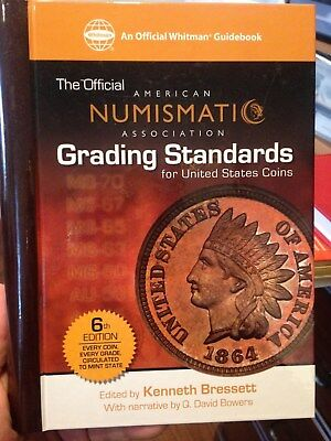 The Official ANA Grading Standards for United States Coins 6th Edition (Whitman)