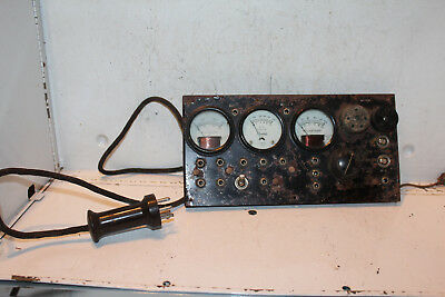 Vintage Readrite Radio Set Analyzer Tube Tester Model No. 700 Rare