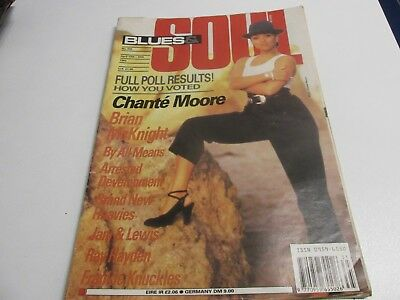 blues and soul magazine issue no 635 april 1993
