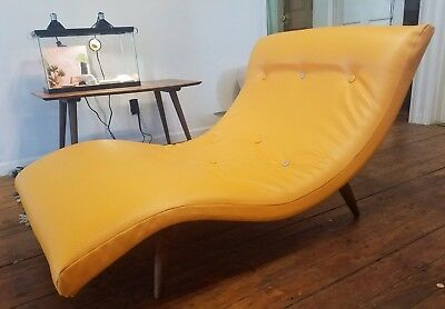 Mid century Adrian Pearsall for Craft Associates chaise