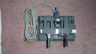 16-8 mm Portable Hot Splicer, Model 816, Made by Maier-Hancock Corp.