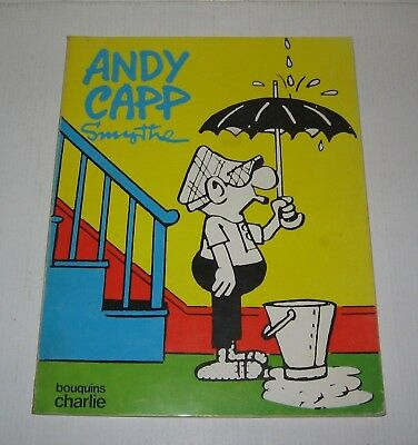 Andy Capp,smythe,eo 1978 Be,bouquins Charlie N°1,editions Du Square,daily Mirror