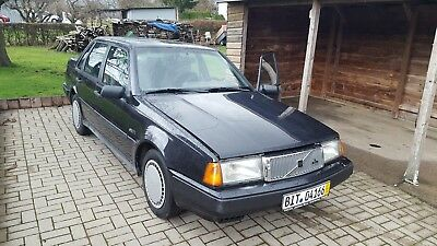 Volvo 460 GL Injection, 1,7l Benzin 102PS, Limousine