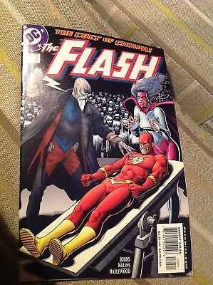 THE FLASH 172 (2001) GEOFF JONES SCOTT KOLINS. 1st APPEARANCE OF CICADA. TV SHOW