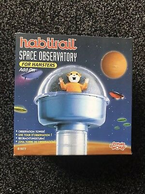 Habitrail Space Add On Hamster / Mouse Space Observatory Fits Ovo systems