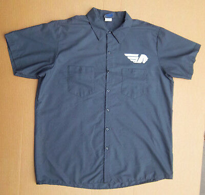 Buell Motorcycle Company Button Up Shirt