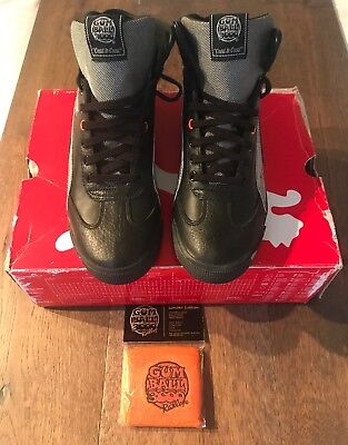 7feb1c11153 Puma Speed Cat 2.9 Mid Gumball Black Silver Gumball 3000 2007 LIMITED  EDITION 8