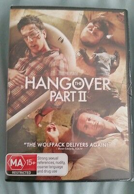 The Hangover Part 2 DVD Brand New