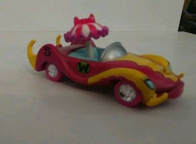 .99 Cent Moving Sale Hanna Barbera Wacky Races Penelope Pitstop Compact Pussyca