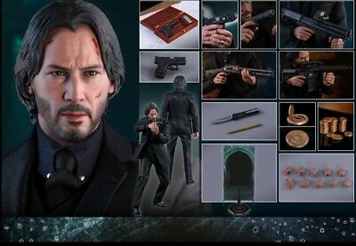 PREORDER Hottoys MMS504 JOHN WICK: CHAPTER 2 JOHN WICK 1/6TH SCALE FIGURE