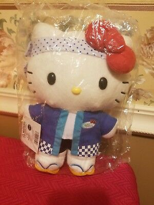 Hello Kitty 30th Anniversary Collectible Childrens Toy Stuffed Doll