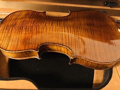 Fine Italian Labeled Violin CAMILLUS CALCENSIS 1949
