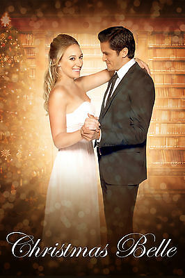Christmas Belle (DVD) 2013 TV Movie Haylie Duff **NEW SEALED**