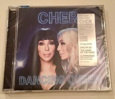 Brand New Sealed! Cher - Dancing Queen Album Cd 2018 Warner Bros Mamma Mia! Abba