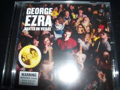 GEORGE EZRA Wanted On Voyage (Deluxe Edition) (Gold Series) (Australia) CD – New