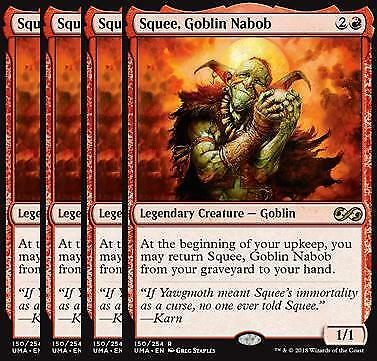 MTG ULTIMATE MASTERS Squee foil Goblin Nabob