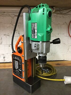 Magtron Mb30 Mini-Mag Bore & Drill System 110V